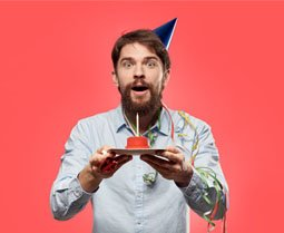 Album photo anniversaire