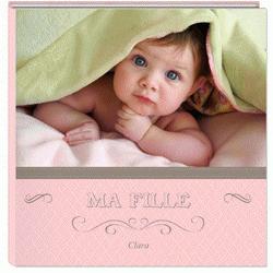 Album Photo Naissance Fille Et Livre Photo Flexilivre