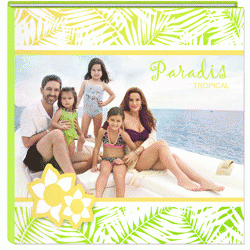 Album photo  Paradis Tropical