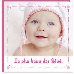 Album Photo Bébé Bulles