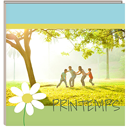 Album photo  Printemps
