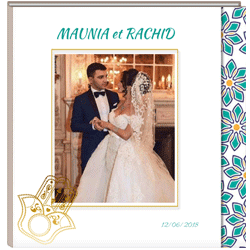 Album photo mariage Tunisien