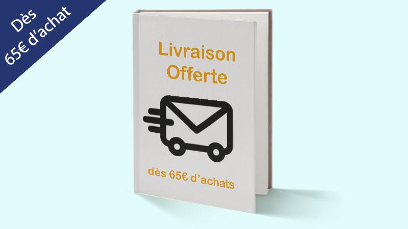-Livraison offerte dès 65€ d'achat)