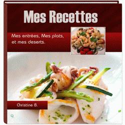 Livre De Recettes De Cuisine à Personnaliser FlexiLivre - Creer un livre de recette de cuisine