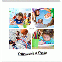 Album photo scolaire