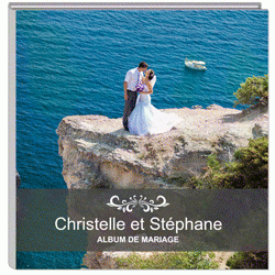Album photo mariage professionnel