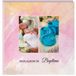 Album photo baptême