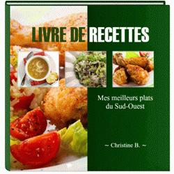 Livre de recettes de cuisine personnaliser flexilivre - Livre de cuisine simple ...